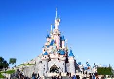 The Castle @ Disneyland Paris